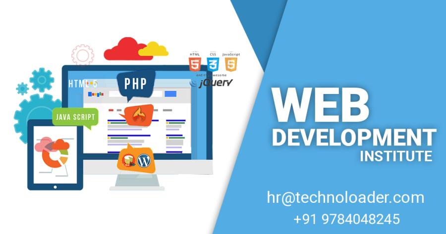 How to join the best web development institute in Jaipur?